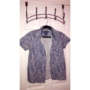 Vintage Tommy Hilfiger Pattern Top